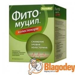 Фитомуцил холестенорм пакетики 5 г, 30 шт. Купить, цена, отзывы.