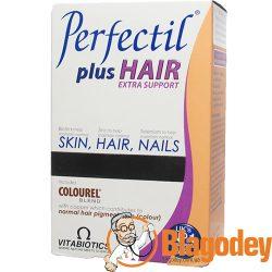 Перфектил® Плюс Роскошные Волосы (Perfectil® Plus Hair Extra Suport) таблетки 1450 мг, 60 шт. Купить, цена, отзывы